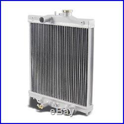Radiateur Aluminium pour Honda Logo 2000-2018 GA3 1.3 Manuel/Automatique avec