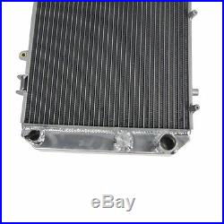 Radiateur Aluminium pour Toyota MR2 MK1 AW11 1.6L 4cyl 1984-1989 Manuel
