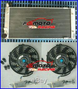 Radiateur Aluminium pour VW Golf 2 Corrado VR6 Turbo MT 16V G60 VWO2 1.8L/2.9L