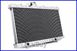 Radiateur De Course En Aluminium Pour Toyota Starlet 1.3 Turbo Ep82 Ep91