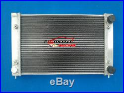 Radiateur En Aluminium Pour 86-92 VW Corrado Scirocco Jetta Golf GTI MK2 1.8 16V