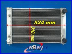 Radiateur En Aluminium Pour VW Corrado Scirocco Jetta Golf GTI MK2 1.8 16V 86-92