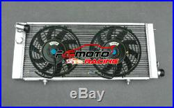 Radiateur + FANS Pour Peugeot 205 309 GTI 1.6L 1.9L & 1.8 1.8TD Diesel 1983-1994