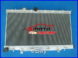 Radiateur & FAN Pour Subaru Impreza WRX STI GG GD EJ16 EJ20 EJ25 H4 2002-2007