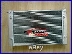 Radiateur + FAN Pour VW GOLF JETTA GTI Scirocco Corrado MK2 1.8 16V 1986-1992