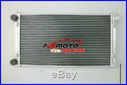 Radiateur + FAN Pour VW GOLF Jetta GTI MK2 1.8 8v MK1 Caddy Scirocco MK3 Corrado