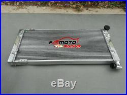Radiateur+Fan en alliage d'aluminium pour VW Golf 2 et Corrado VR6 Turbo