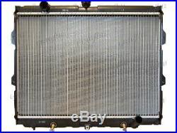 Radiateur HYUNDAI GALLOPER 2.5 TD 98 A/C AT