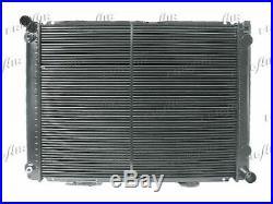 Radiateur MERCEDES 190 D 2.5 A/C AT