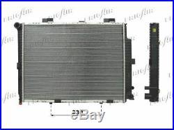 Radiateur MERCEDES W210 E CLASS A/T 9597