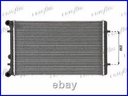 Radiateur Pour Audi Tt 3.2 Vr6 Quattro, Vw Golf IV 3.2 R32 4motion, Bora 2.3 V5