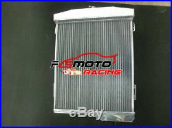 Radiateur Pour Austin Healey 3000 1959-1967 / 100-6 1956-1959 2.6L 2.9L C-Series