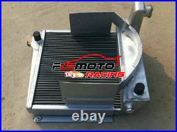Radiateur Pour Austin Healey Sprite Mk II Bugeye / MG Midge 0.9/1.1L MT 948/1098