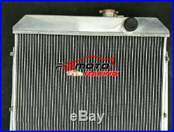 Radiateur Pour Buick Special Roadmaster Century Super 1954-1956 V8 322 Nailhead