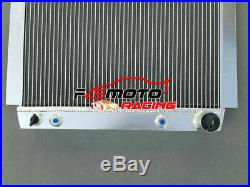 Radiateur Pour Chevrolet CHEVY GMC 3100/3600/3800 1/2T-1T TRUCK PICKUP V8 48-54