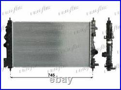 Radiateur Pour Chevrolet Cruze 2.0 Cdi, 1.7 D, Opel Astra J 2.0 Cdti, 1.7 Cdti