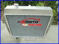 Radiateur Pour Chevrolet Nomad Bel Air Chevy 150/210 Turbo Fire V8 1955 1957 56
