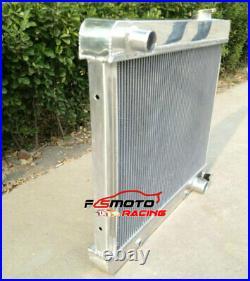 Radiateur Pour Chevy C10/K10 C20/K20 C30 C/K Pontiac Pickup Truck Olds F85 V8 AT