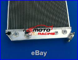 Radiateur Pour Chevy Corvette S10 Blazer V8 Conversion 5.7L 84-02 pickup truck