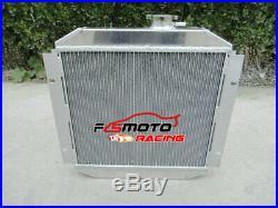 Radiateur Pour Ford Capri Escort RS MK1 MK2 MK3 Kent 1.3/1.6/2.0 Essex V6 2.6/3L
