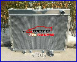 Radiateur Pour Ford Mustang Fairlane 500 Ranchero Mercury Cougar XR7 V8 1967-70