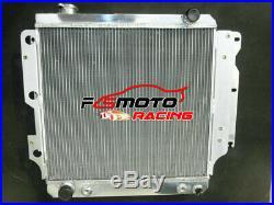 Radiateur Pour Jeep Wrangler YJ TJ LJ RHD L4/L6 2.4/2.5/4.0/4.2L AT/MT 1987-2006