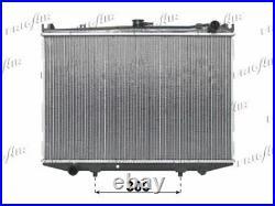 Radiateur Pour Nissan Pick Up 2.5 D 4wd, 2.5 D, 2.7 D 4wd, Terrano I 2.7 Td 4wd