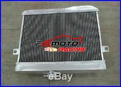 Radiateur Pour Volvo Amazon Combi P1800 S/E/ES WITH B18 B20 Engine GT 1959-1970