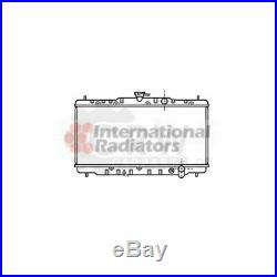 Radiateur, Refroidisseur D'Eau Moteur pour Honda Accord III Aerodeck Ca4 Ca5