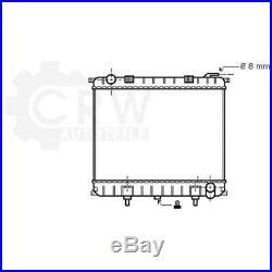 Radiateur, Refroidisseur D'Eau Refroidissement Moteur Land Rover Range II
