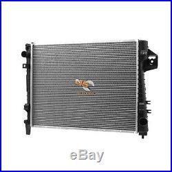 Radiateur, Refroidisseur D'eau Dodge RAM 1500 Prise en charge D1, DC, DH, DM, DR