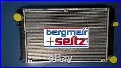 Radiateur, Refroidisseur D'eau Porsche 924 944 2,5 2.5 2,5 S PARTIE ORIGINAL