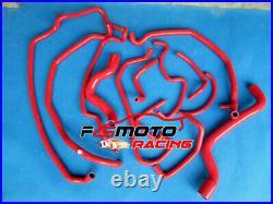 Radiateur Silicone Tuyau Pour Renault Super 5 GT Turbo PHASE 1 85-87 1.4 B/C40