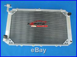 Radiateur +Ventilateur Pour Nissan Patrol GQ 2.8 4.2 Diesel TD42 3.0 Essence Y60