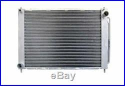 Radiateur d'eau et condenseur HL-CR001 Clio III 637625 8200688382 8200688390