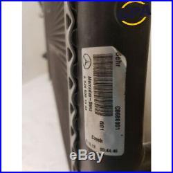 Radiateur d'eau occasion MERCEDES CLASSE A 1.8 CDI (180) 16V réf. 2465001303 601