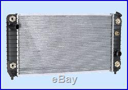 Radiateur d eau pour CHEVROLET USA S10 4.3 de 96 a 98