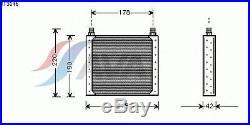 Radiateur d`huile RENAULT TRAFIC Camionnette (TXX) 2.5 D