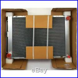 Radiateur de climatisation Clio III 637625 8200552787 8200289181 8200289184
