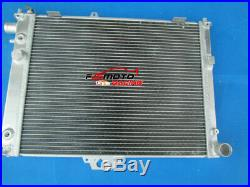 Radiateur de course en aluminium pour Saab 9000 2.3 Turbo NIB 91-98 97 96 95 94