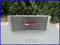 Radiateur en alliage d'aluminium + F pour Peugeot 205 GTI 1.6L & 1.9L 1984-1994