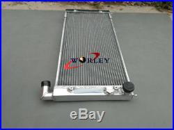 Radiateur en alliage d'aluminium pour VW Golf 2 et Corrado VR6 Turbo