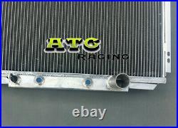 Radiateur en aluminium 1967-1970 Ford Mustang / Mercury Cougar / XR7 / Torino