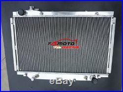 Radiateur en aluminium Toyota Land Cruiser HDJ80 HZJ80 1HZ/1HD 4.2L Diesel 90-97