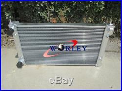 Radiateur en aluminium VW Golf MK1 MK2 GTI Scirocco 1.6 1.8 8V MT