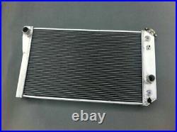 Radiateur en aluminium à 3 rangées 1984-1990 Conversions Chevy Corvette S10