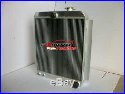Radiateur en aluminium de 56 mm pour camionnette Chevy Pick Up AT 1948-1954 53