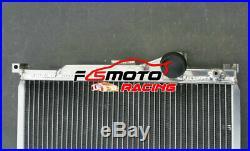 Radiateur en aluminium pour 1997-2009 BMW E46 M3 Z4 316/318/320/323/325/328 Ci/i