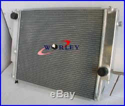 Radiateur en aluminium pour BMW série E36 M3 / Z3 / 325TD 1992-1999