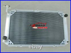 Radiateur en aluminium pour Nissan Patrol GQ 2.8 4.2 Diesel TD42 3.0 Essence Y60